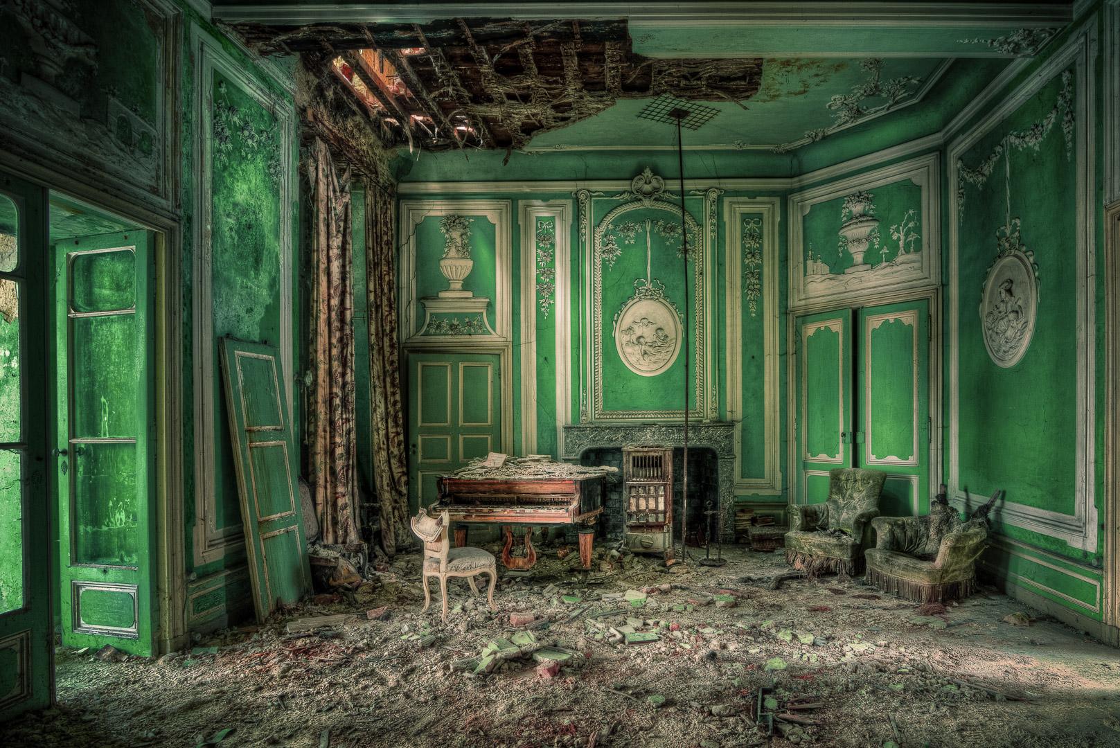 Verwunschene Orte – David Pinzer – Fotografie